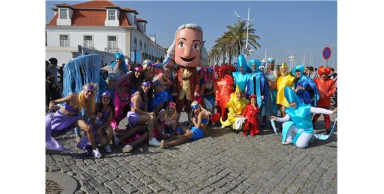 Carnaval Popular regressa a VRSA e Monte Gordo